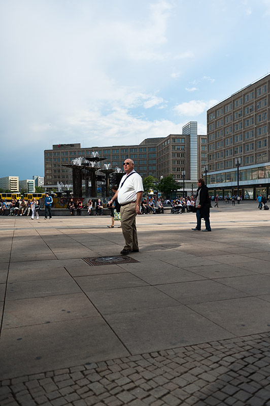 Street Photography Berlin, Alexanderplatz